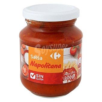 Carrefour Salsa napolitana carrefour 300 g