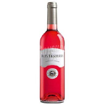 Montesierra Vino Rosado Botella 75 cl