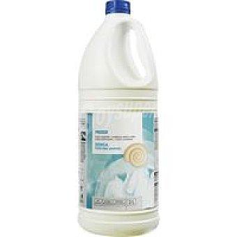 Eroski Lejía para lavadora densa Garrafa 2 litros