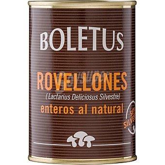 Aranca Robellones enteros Lata 200 g neto escurrido