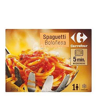 Carrefour Spaguetti boloñesa 300 G 300 g