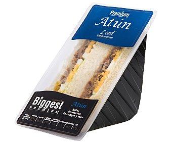 Lord Sandwiches Sándwich clásico que mezcla el atún y el huevo cocido 180 gramos