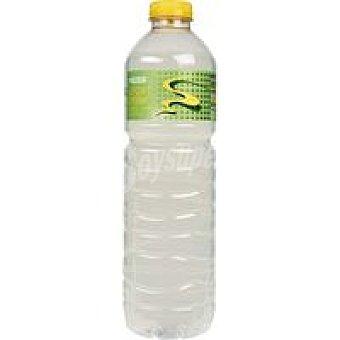 EROSKI Bebida isotónica sabor limón botellín 1,5 cl