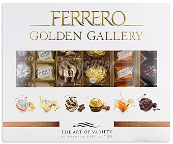 Ferrero Rocher Bombones 'golden Gallery' 327 g