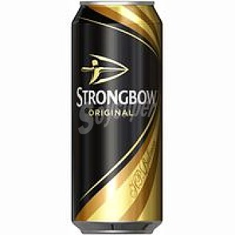 Strongbow Sidra Lata 50 cl
