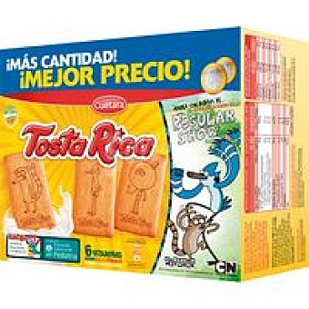 Cuétara Galleta Tosta Rica caja 1140 g