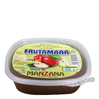 Frutambar Dulce manzana 400 g