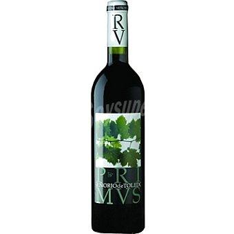 SEÑORIO DE TOLEDO PRIMUS vino tinto joven de Castilla-La Mancha botella 75 cl