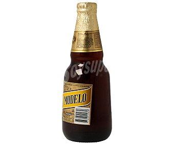 MODELO Cerveza mejicana negra Botella de 33 centilitros