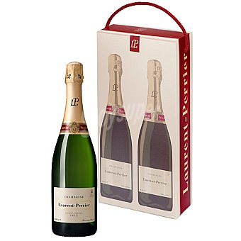 Laurent-Perrier Champagne Estuche 2 botellas 75 cl