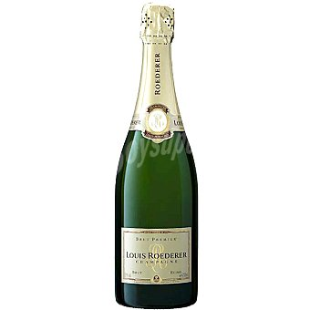 LUIS ROEDERER champagne brut Premier  botella 75 cl