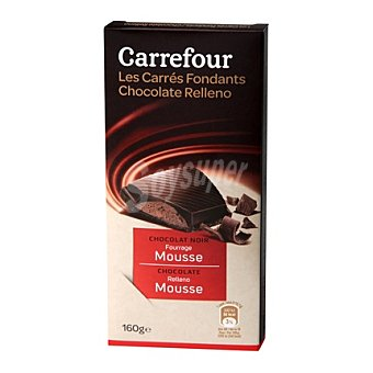 Carrefour Mousse de chocolate 160 g