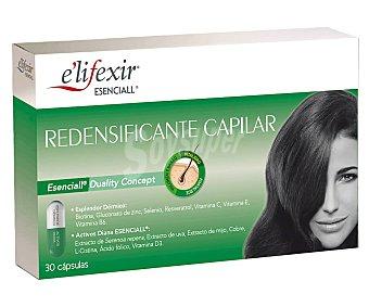 E'lifexir Redensificante capilar, que ayuda a devolver la vitalidad, volumen y brillo a nuestro cabello Caja 30 uds