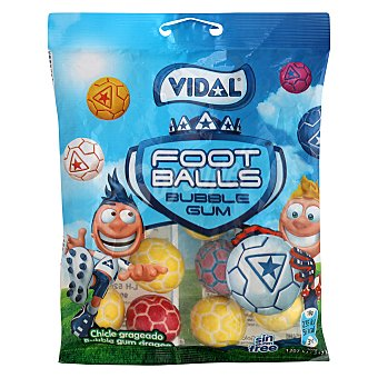 Vicente Vidal Caramelos Foot balls 90 g