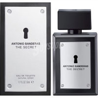 Antonio Banderas Colonia para hombre Secret 50 ml