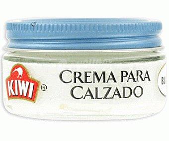 Kiwi Crema Tarro Para Calzado Blanco 1 Unidad