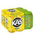 Refresco de limón Pack 9 x 33 cl Kas