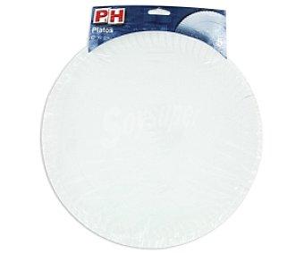 P & H Platos 32cm 5 Unidades