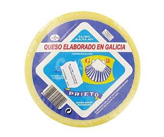Prieto Queso de vaca gallego 500 gramos aproximados