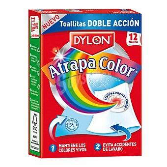 Dylon Toallitas Atrapa Color 10 unidades