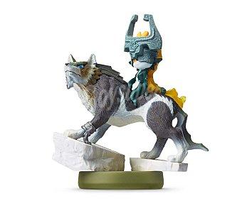 Nintendo Figura amiibo Link Lobo, serie The Legend of Zelda Twilight Princess, compatible con wiiu, Nintendo New 3Ds y New 3Ds XL 1 unidad