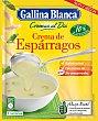 Crema de esparragos sobre 70 g Gallina Blanca