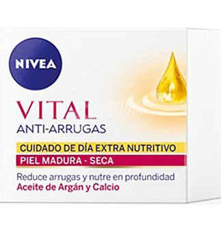 Nivea Crema vital anti-arrugas 50 ML