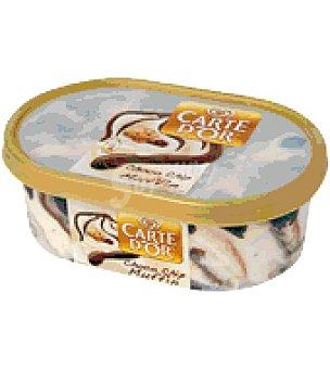 Carte D'Or Frigo Helado de chocolate muffin Tarrina de 900 ml