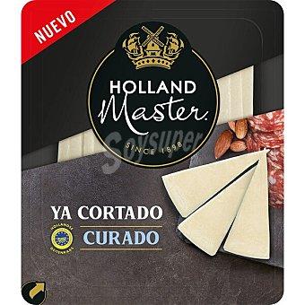 Holland Master queso de cabra curado ya cortado cuña 175 g