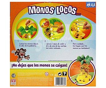 MATTEL Games - Monos locos, juegos de estrategia (52563)
