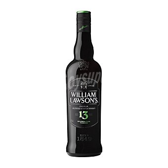 Bacardi Whisky William Lawson`s 13 años premium 70 cl