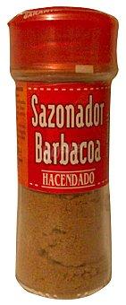 Hacendado Sazonador barbacoa (tapón azul) Tarro de 98 g