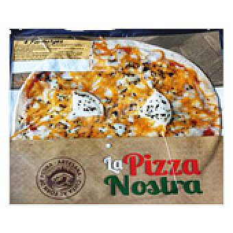 Nostra Pizza 4 quesos 420 g