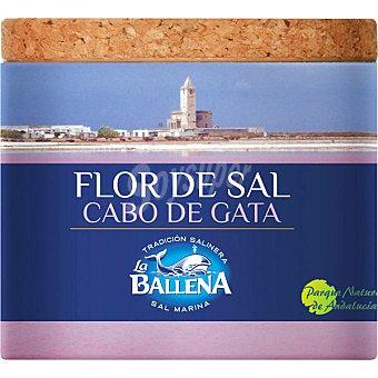 SALINAS DE PARQUES NATURALES Flor de Sal Cabo de gata Bote 125 g