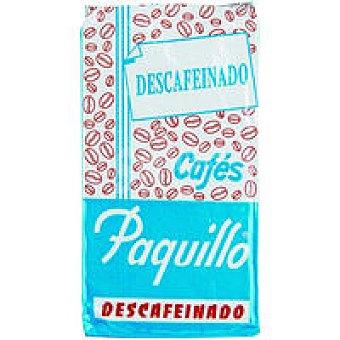 paquillo Café molido descafeinado Paquete 250 g