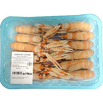 Cigala cocida 20-30 bandeja 400 g