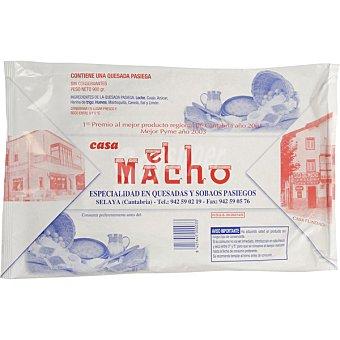 El Macho Quesada pasiega bandeja 1 kg Bandeja 1 kg