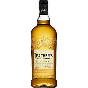 Teacher' S Whisky escocés Botella 70 cl