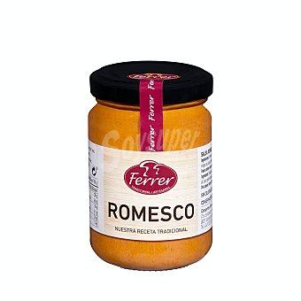 Ferrer Salsa Romesco Ferrer sin gluten Tarro 130 g