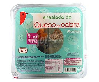 Auchan Ensalada de queso de cabra, 155 gramos