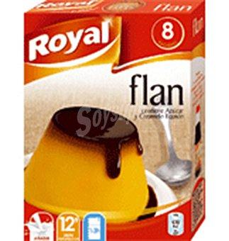 Royal Flan con caramelo liquido 130 GRS