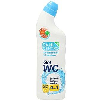 Sanicentro Gel limpiador wc 4 en 1 Botella 1 l