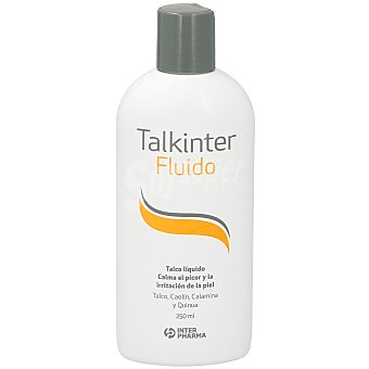 Talkinter Talco líquido infantil Bote 200 ml