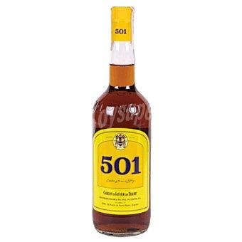501 Bebida espirituosa de brandy Botella 1 l
