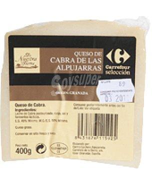 Carrefour Selección Queso de las Alpujarras dnt 400 g