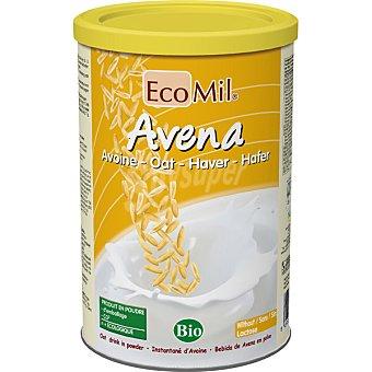 ECOMIL Leche en polvo de avena instantánea Bio  Bote de 400 g