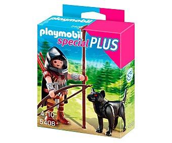 PLAYMOBIL Figura Special Plus, el Caballero del lobo, modelo 5408 1 unidad