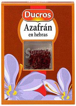 Ducros Azafrán en hebras Caja 0,5 g