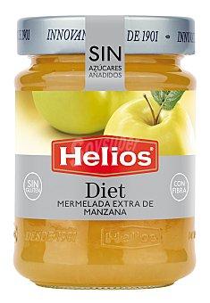 DE MANZANA Mermelada helios Diet Frasco 280 g