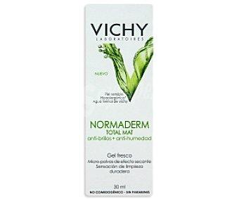 VICHY Normaderm Gel antibrillo de efecto secante para piel sensible, 30 Mililitros